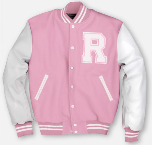 Pink Varsity Jackets Pink Varsity Jackets Suppliers and