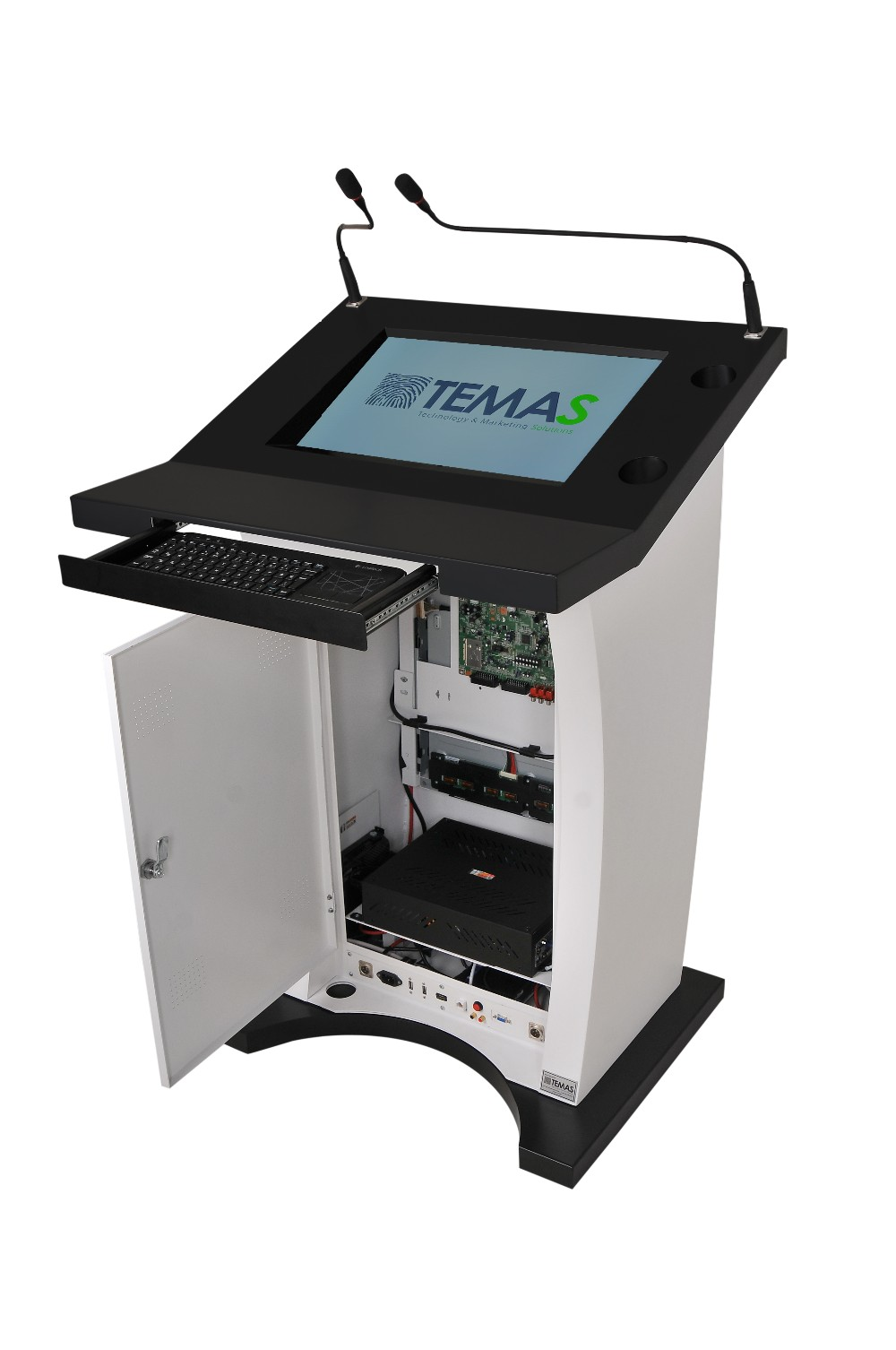 Digital Podium Lectern For Conference System School Supply