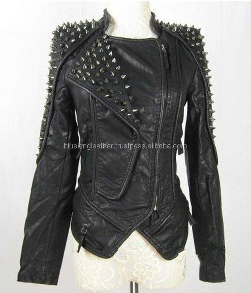 Custom Studded Leather Jackets, Custom Studded Leather Jackets ...