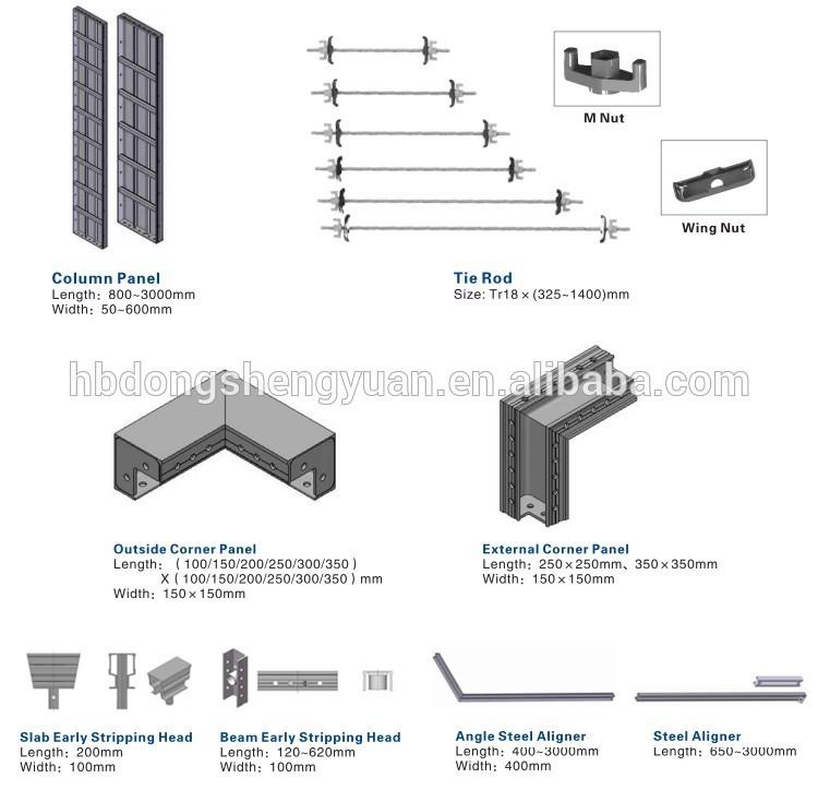Used Peri Skydeck Aluminium Panel Slab Formwork Buy Used