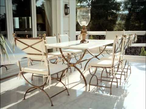 Lovely Get Quotations · Cast Iron Garden Furniture Cast Iron Outdoor Patio  Furniture Table Chair
