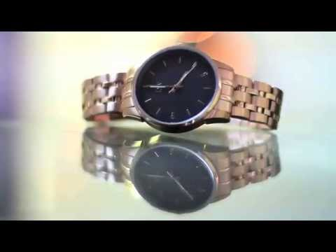 IXV Watches by 9FIVE: The Executive Rose Gold/Black