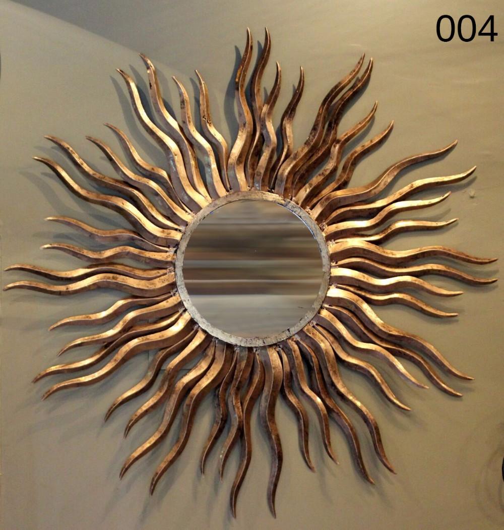 Sun Mirror Decorative Sun Shaped Wall Mirror Jodhpur Handicrafts Buy Unique Wall Mirrors Decorative Metal Wall Mirror Handicraft Wall Hanging