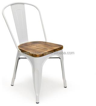 vintage industrielle caf chaise vintage industrielle restaurant chaise fer salle manger chaise