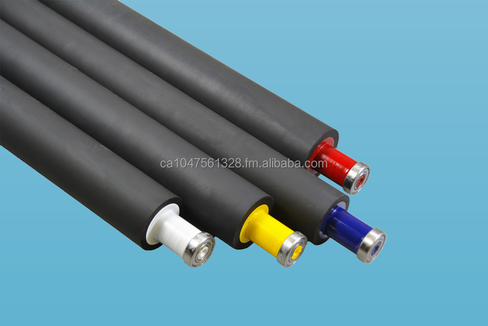 Ink Form Rollers for Heidelberg GTO52 Offset Printing Machine (set of 4)