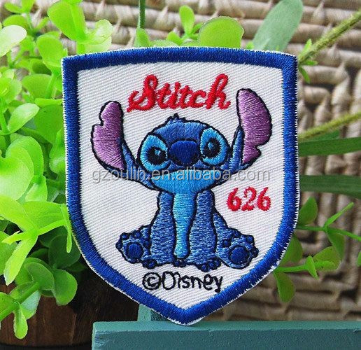 Embroidery patches full embroidery patch High quality custom embroidery patch