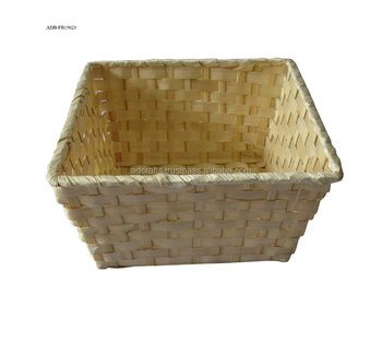 Price Packaging Basket Bamboo Whole S