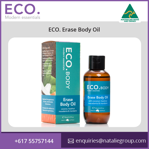 Tea Tree Oil Body Wash Erase Body Oil and Face Oil