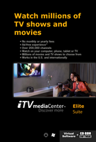iTVmediaCenter Elite Suite