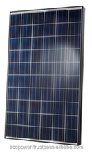 ACOPOWER 270w Polycrystalline Photovoltaic PV Solar Panel Module with MC4 Connectors 12v Battery Charging