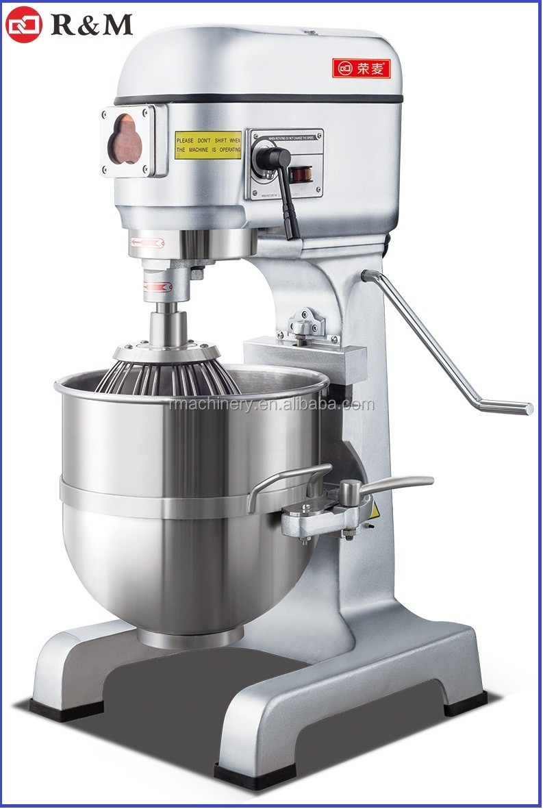 Electric wholesale planetary cake mixer Industrial food mixer for bakery