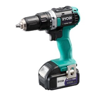 Ryobi BDM-180 charge-type driver cordless drill high quality made in Japan