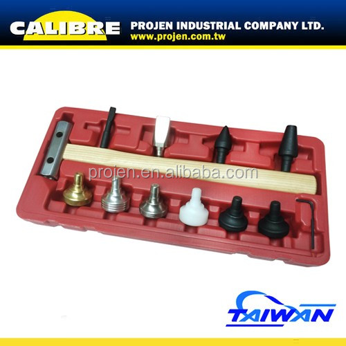 CALIBRE 12pc Changeable Hammer Kit Set