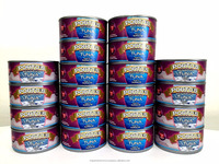 canned tuna loins in oil or water