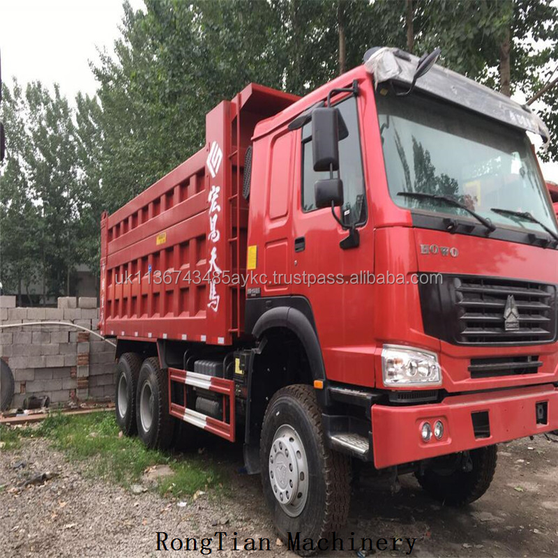 CNHTC 30-50ton Sinotruk Howo dump truck for sale,used dump truck for sale