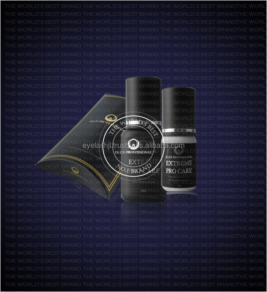 DLUX PROFESSIONAL EXTREME PRO CARE GLUE / 10ml / 5ml / The world's best quality Korea Extension eyelash