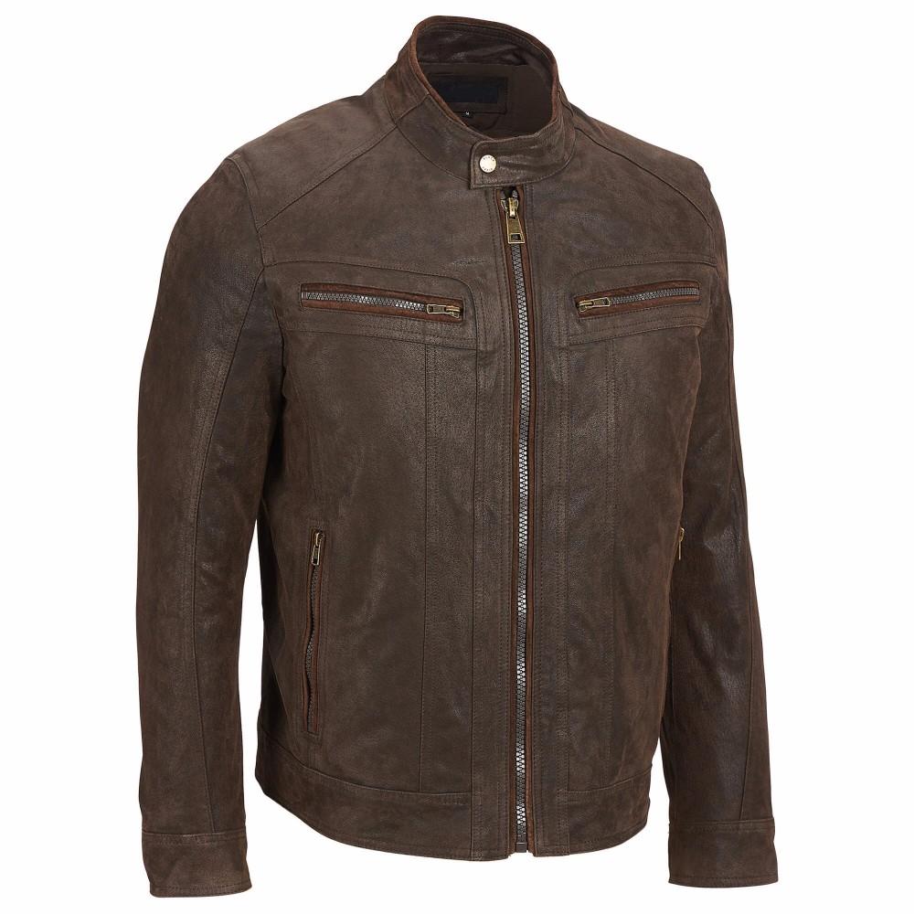 Motorcycle Leather Jacket Pakistan Genuine Leather Jacket Men Motorcycle Leather Jacket