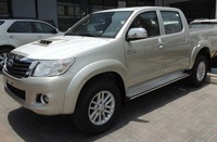 Toyota Hilux Vigo 4WD, Double Cabin, 5 seats, 2015, Diesel, Automatic Transmission