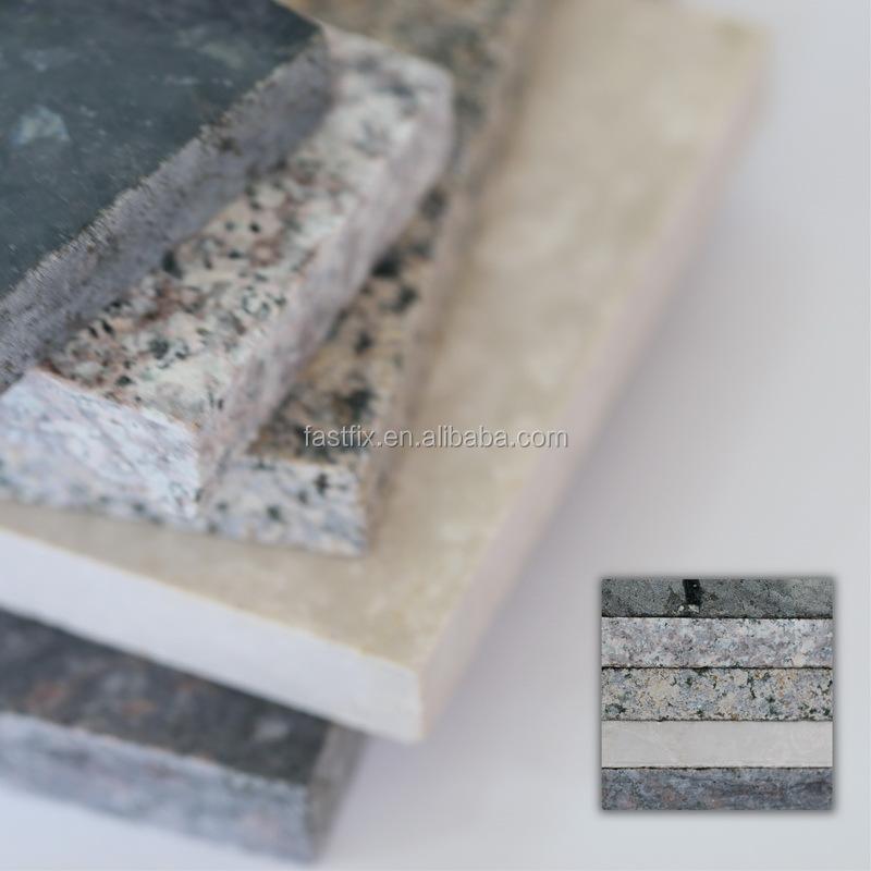Glue For Granite : Marble and granite glue dry construction epoxy adhesive