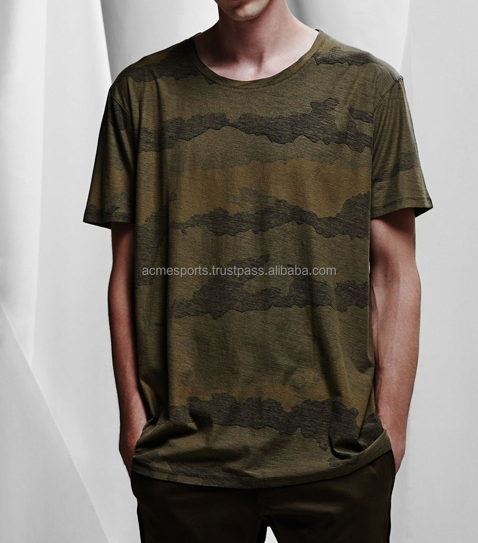 Design t shirt unique - Ladies Camouflage T Shirts 2017 New Design Army Green T Shits Unique Exclusive Quality