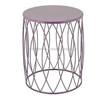 Iron Wire Side Table - Buy Side Table,End Table,Coffee Table ...