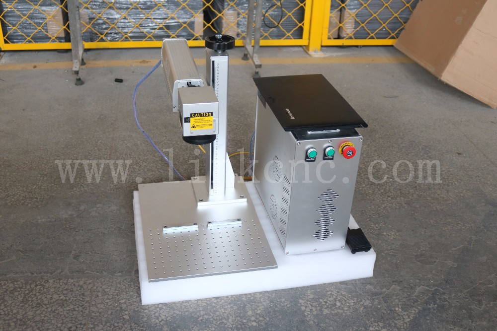 European quality bird ring laser engraving machine for birds/20w fiber laser marking machine