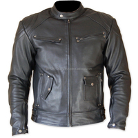 Blade Trinity White Racing Leather Motorcycle Jacket