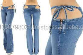 4aa5211a23d Washed fashion knitted tall women s fancy denim jeans ladies sex jeans  women s fashion butt lifting skinny