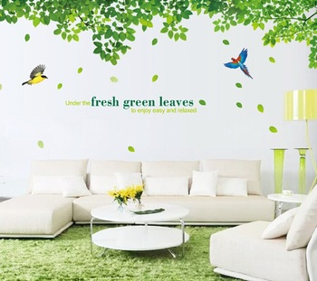 Wall sticker wall decals AY233