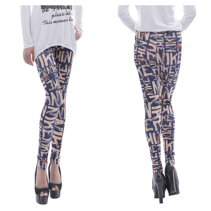 Wholesale 2014 New Fashion Women Casual Warm Winter Legging