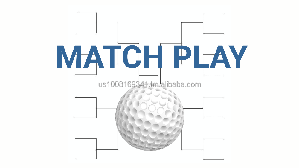 Golf Match Play (Handicaps) Tournament Software/Spreadsheet, Excel 2008+