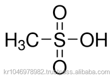 Methane Sulfonic Acid CAS 75-75-2