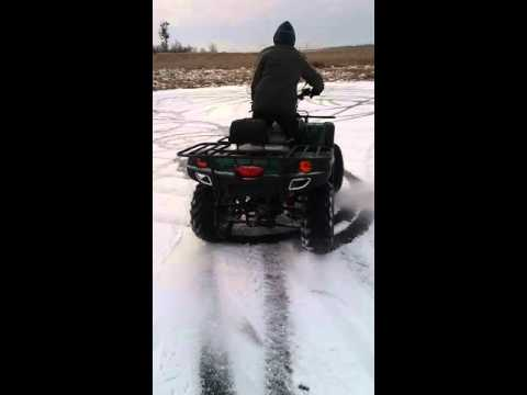 SPEED GEAR ATV 300CC 4X4