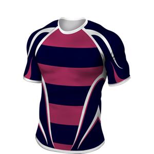 824bb0c74 Bordado dry fit sublimação nova zelândia fiji camisa de rugby personalizado  com a cor preta