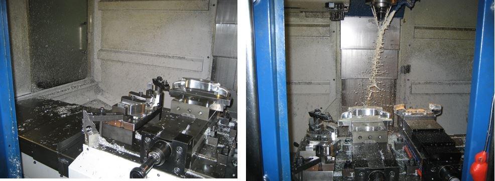 Rear Big 6 Pot Racing Calipers-modified Car Parts