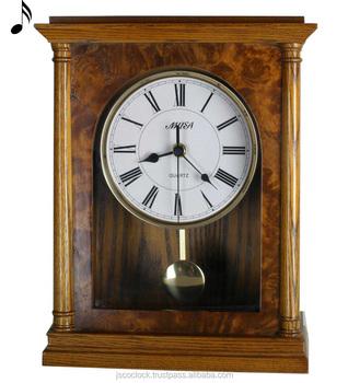 Horloge De Table Bois