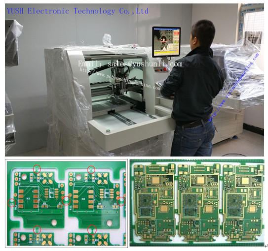 Cnc Pcb Router Pcb Board Routing Machine Ysvc 650 Buy