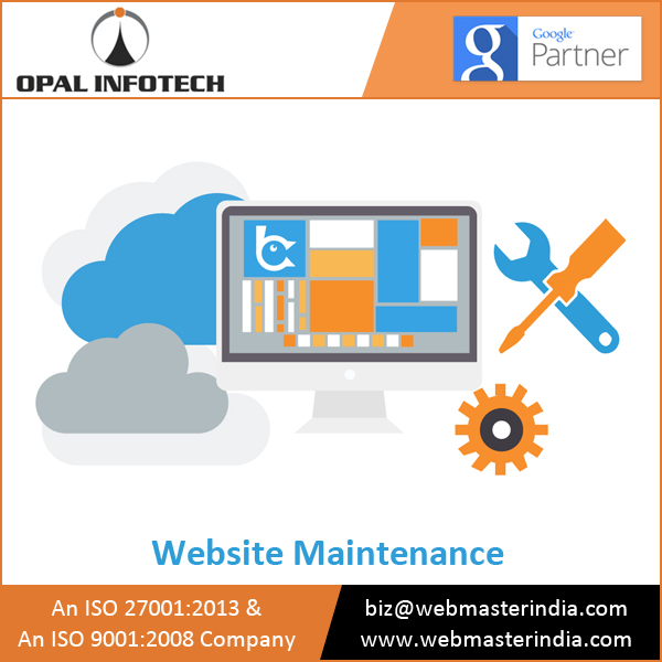 Website Maintenance- SEO Web Design, Website Redesign