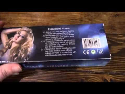 NewMagic? Condom Extender Crystal Soft Silicone Penis Extender Review