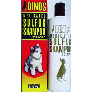 High Quality Medicated Sulphur Dog Shampoo To Prevent And Control Skin  Disorders - Buy Dog,Dog Shampoo,Medical Shampoo Product on Alibaba com