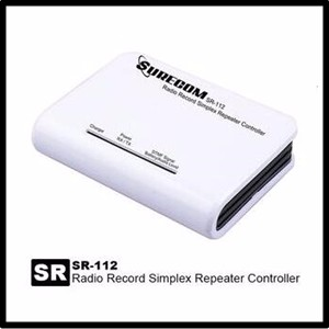 Surecom SR-629 2 in 1 Duplex Cross Band Radio Repeater Controller with Radio Cable for Walkie Talkie