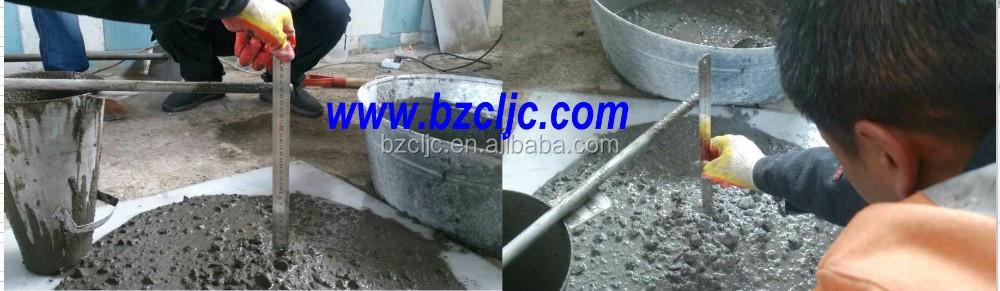 Карбоксилаты бетон как замесить цементный раствор миксером