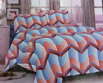 100 indian cotton 300tc bedding sets elegant flower designs printed bed sheet