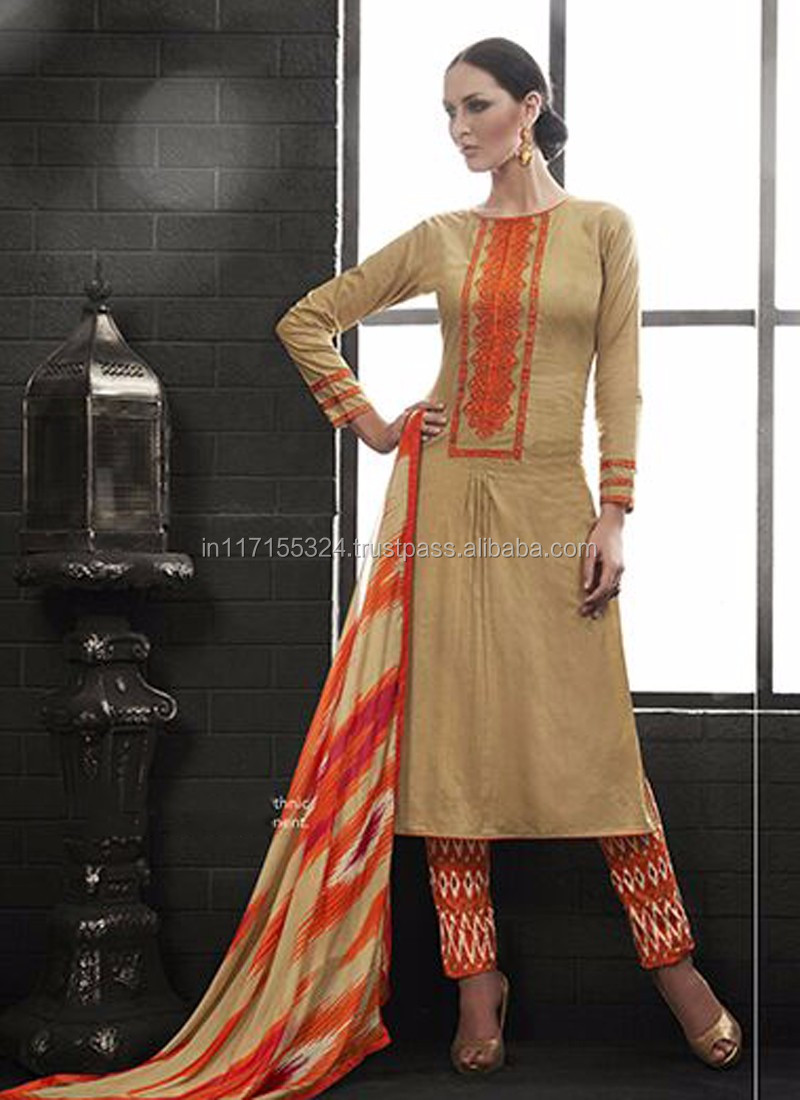 Wholesale Daily Wear Salwar Kameez - Neck Designs For Cotton Salwar ...