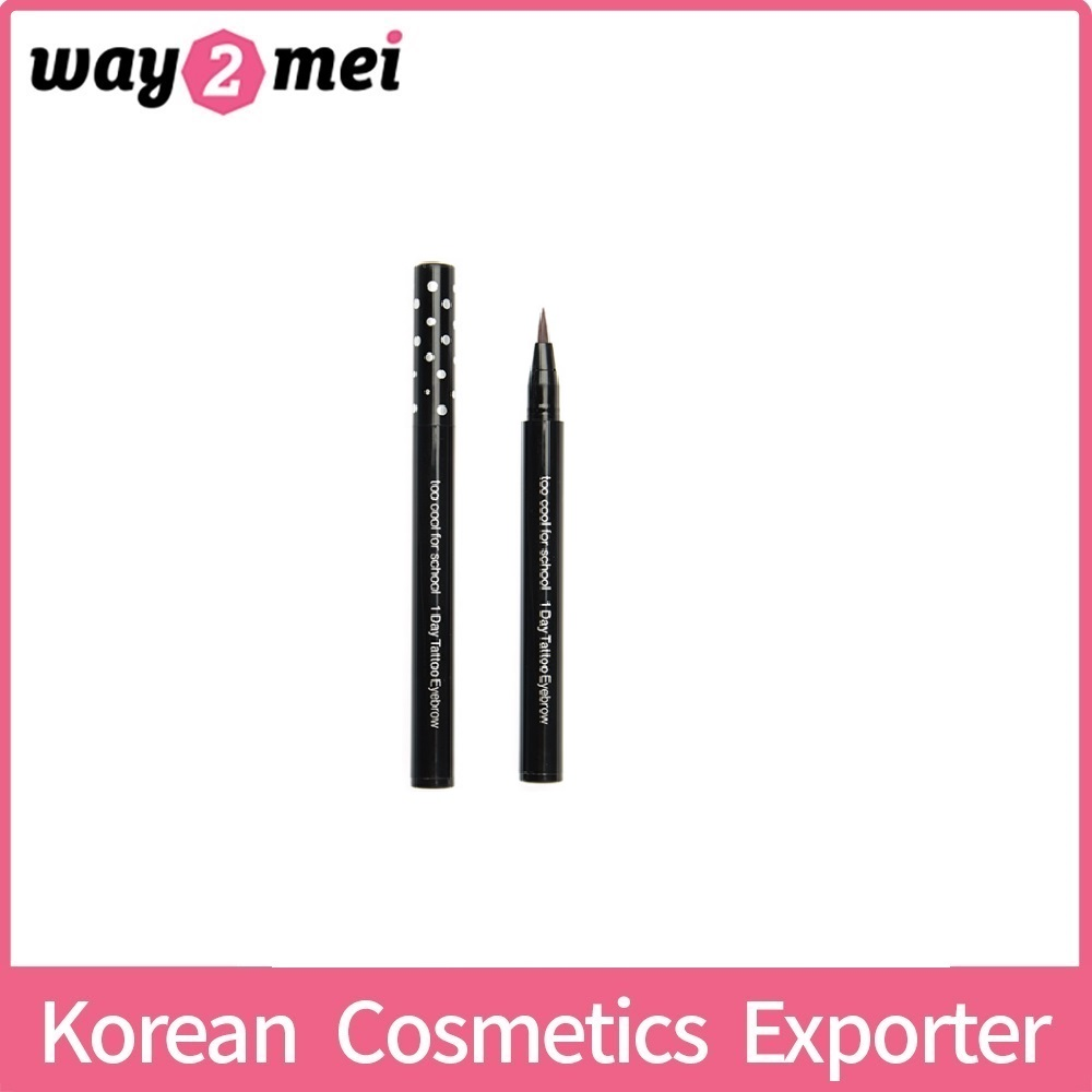 Korean cosmetics Too Cool For School ARTIFY 1DAY TATOO EYEBROW 0.7g