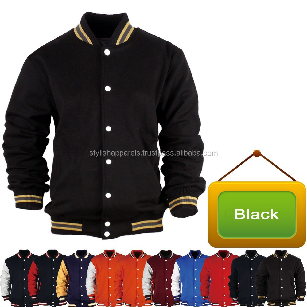Varsity Jackets / Baseball Jackets and All Wool Varsity Jackets from Pakistan
