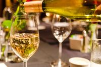 Sweet White Wine- Glass bottle bordailaise 75cl cork closu