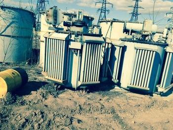 Secondary High Voltage Power Transformer