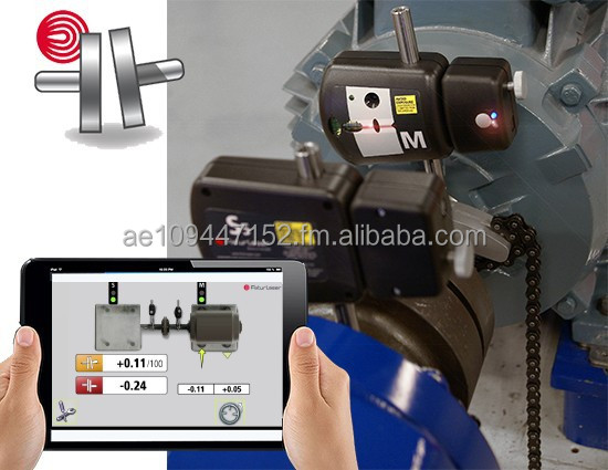 Fixturlaser Laser Kit Laser shaft Alignment