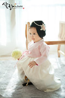 Dol Bok / Korean Traditional Dress / Hanbok for children / Made to Order / Princess Dress / Girl's Party Dress